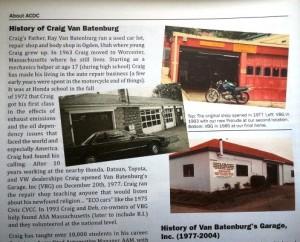VBG the old shop 1977 - 2004
