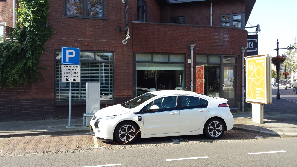 AMPERA (a Volt by another name)