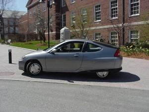 ACDC's 2000 Honda Insight ... Still Running Fine
